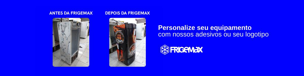 Cópia de Customize seu equipamento com adesivo personalizado - frigemax